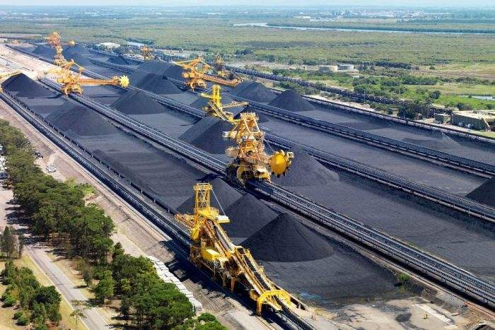 China's raw coal output was down 0.1% YoY to 325.81 million tons in August