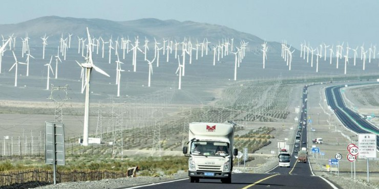 Electricity generation in China increased by 6.8% in August